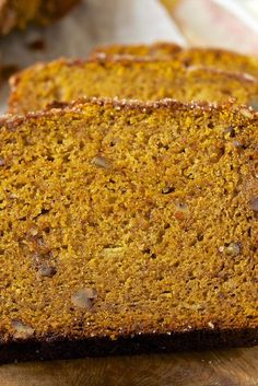 Easy Whole Grain Pumpkin-Banana Bread Recipe Decreased sugar by and honey by Amazing! Pumpkin Banana Bread, Banana Bread Recipes, Pumpkin Recipes, Pumpkin Foods, Fall Recipes, Healthy Recipes, Bread Recipe King Arthur, King Arthur Flour, Vegan Baking