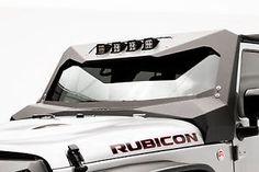 2007-2016-Jeep-Wrangler-Fab-Fours-ViCowl-Front-Visor-Cowl-Combination-JK3020-1