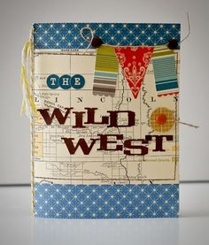 From write.click.scrapbook.  Adorable mini book with lots of great pages.