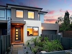 Photo of a house exterior design from a real Australian house - House Facade photo 8720505