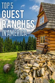 Though most traditional guest ranches have their peak seasons during the summer, a select few cater to a crowd that likes to have their fun long after the leaves have fallen.