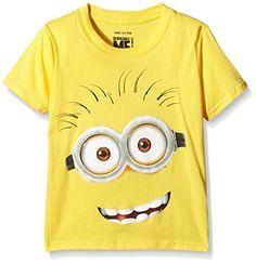 Minions Tom Face - camiseta Niñas #camiseta #starwars #marvel #gift