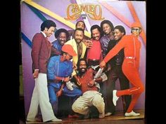 Cameo- Sparkle......this jam was a given on any mix tape I made....lmao