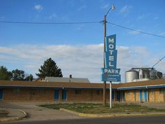 Park Motel Ness City Kansas