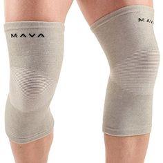 1197da1ce7 Mava Sports Knee Compression Sleeves Stretches For Knees, Knee Brace, Compression  Sleeves, Arthritis