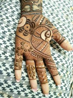 70 Best Ideas For Nails Diy Designs Hands Full Mehndi Designs, Peacock Mehndi Designs, Khafif Mehndi Design, Latest Henna Designs, Stylish Mehndi Designs, Mehndi Designs For Girls, Mehndi Design Photos, Dulhan Mehndi Designs, Wedding Mehndi Designs