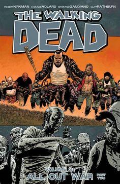 The Walking Dead Volume 21: All Out War Part 2 by Robert Kirkman http://www.amazon.com/dp/1632150301/ref=cm_sw_r_pi_dp_Lr69tb0QN9D7Y