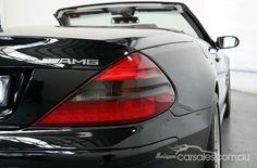 2004 MERCEDES SL55 AMG R230MY05 Convertible Private Cars For Sale in VIC - uniquecarsales.com.au