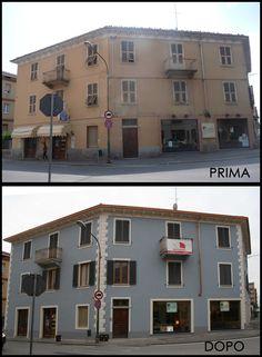 Prima e dopo #ristrutturazione #riqualificazione