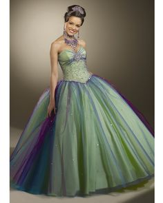 Cute ball gown Light green Plus Size Quinceanera Dresses P822 Material: Taffeta Silhouette:ball gown