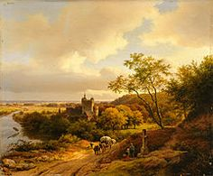 Barend Cornelis Koekkoek - Wikipedia, the free encyclopedia