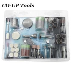 compare prices 105pc drill bit rotary set kit grinding sanding engraving polishing hobby #hobby #tools