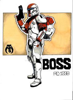 Republic Commando Boss