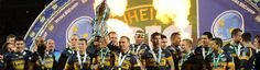 Leeds Rhinos - Rugby World Club Champions 2012