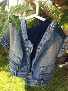 Upcycle denim by avia reuveni