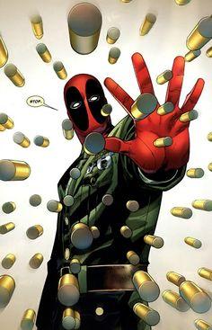 Deadpool-Marvel Comics