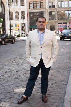 Tips for Heavier Guys featuring Sergio Arteaga