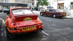 """Gallery: An urban London car safari - BBC Top Gear - """"We weren't disappointed when we found a fully armored Mercedes-Benz W126 560SEL by eighties tuner, Carat."""""""