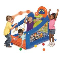 "Little Tikes Hoop It Up Value Pack Ball Pit - Little Tikes - Toys ""R"" Us"