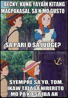 Hahahahahaha!!! Memes Pinoy, Memes Tagalog, Pinoy Quotes, Tagalog Love Quotes, Filipino Quotes, Filipino Funny, Tagalog Quotes Hugot Funny, Hugot Quotes, Bisaya Quotes