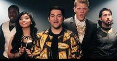Pentatonix won the NBC singing