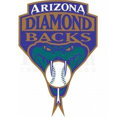 Arizona Diamondbacks Logo Iron on transfers N3108 $2.00-irononstickers.net