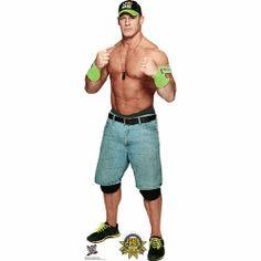 Lifesized Green Hat John Cena Standup