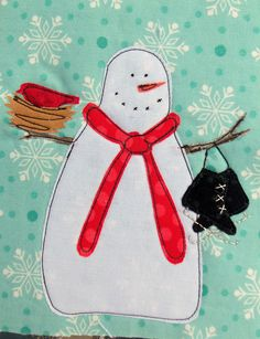 Snowman getting ready to skate... | Flickr - Photo Sharing!