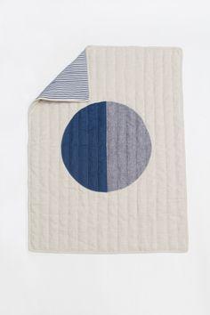 Caroline Z Hurley | Indigo Moon Quilt | $255