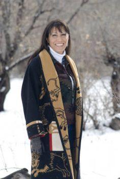 Polly Rose Folwell (Santa Clara potter), circa 2008. Photograph by Craig Smith. Heard Museum, Phoenix, Arizona [PCD286:2]