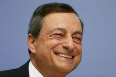 Draghi: Parasal genişleme kalkınmayı destekleyecek - Draghi: Parasal genişleme kalkınmayı destekleyecek