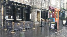 Bar near our hotel. The Last Drop, Edinburgh: See 902 unbiased reviews of The Last Drop, rated 4 of…