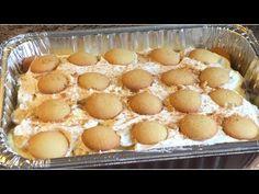 Good Ole Southern. Banana Pudding How To Make Banana Pudding Quick and Simple - YouTube