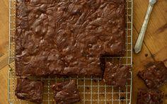 Peanut swirl brownies by Ina Garten (Chocolate) @FoodNetwork_UK