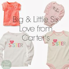The Pierogie Mama: Big & Little Sister Style from @Sandy Carter #sponsored #mc