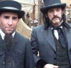 Lemmy and Scott