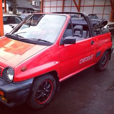 Honda City Cabriolet 1984 for Sale. Pininfarina designed model.