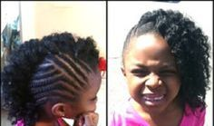 lil girl hairstyles for black girls | New Hairstyles Ideas