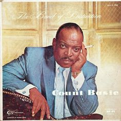 Count Basie : Band Of Distinction (LP, Vinyl record album) - It certainly was the band of distinction – especially at this point, when the group featured p -- Dusty Groove is Chicago's Online Record Store Freddie Green, Count Basie, Orchestra, Vinyl Records, The Fosters, Jazz, Blues, Album, Movie Posters