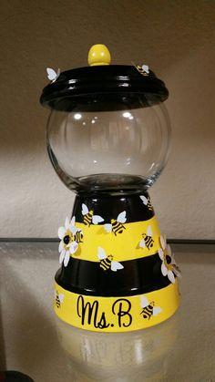 Bumble Bee Jar