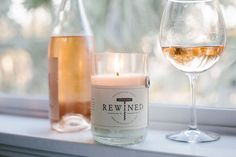 Our newest addition by Rewined...Rose!