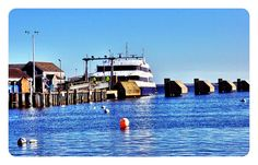 The Steamship Authority Fast Ferry in Nantucket. Family Cruise, Family Travel, Days Out, Disney Vacations, Nantucket, Caribbean, Travel Destinations, United States, Europe