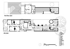 Image 11 of 12 from gallery of Park Lane House / Kennedy Nolan Architects. Floor Plan