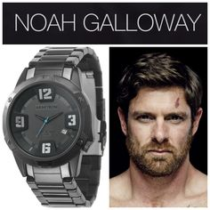 Noah Galloway Armitron Watch  – open worldwide!  #sweepstakes #giveaway #sorteo #contest