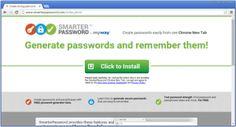 Entfernen SmarterPassword Toolbar: Einfache Möglichkeit des Entfernens von SmarterPassword Toolbar | Saubere PC Malware