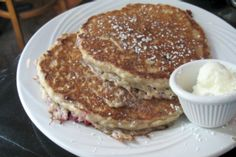 Southbeach Diet Oatmeal Cottage Cheese Pancake