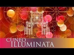 Cuneo illuminata 2015 - YouTube