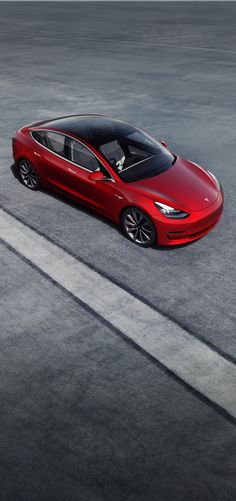 Model 3 is designed for electric-powered performance, with dual motor AWD, quick acceleration, long range and fast charging. Tesla Car Model 3, Tesla Roof, Carbon Fiber Spoiler, Performance Wheels, Tesla Roadster, Top Luxury Cars, Ad Car, Benz C, Metal Structure