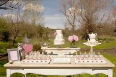 Wonderland Tea Party - Bella Paris Designs