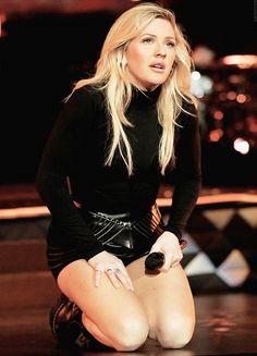 Ellie Goulding performing @ Staples Centre LA